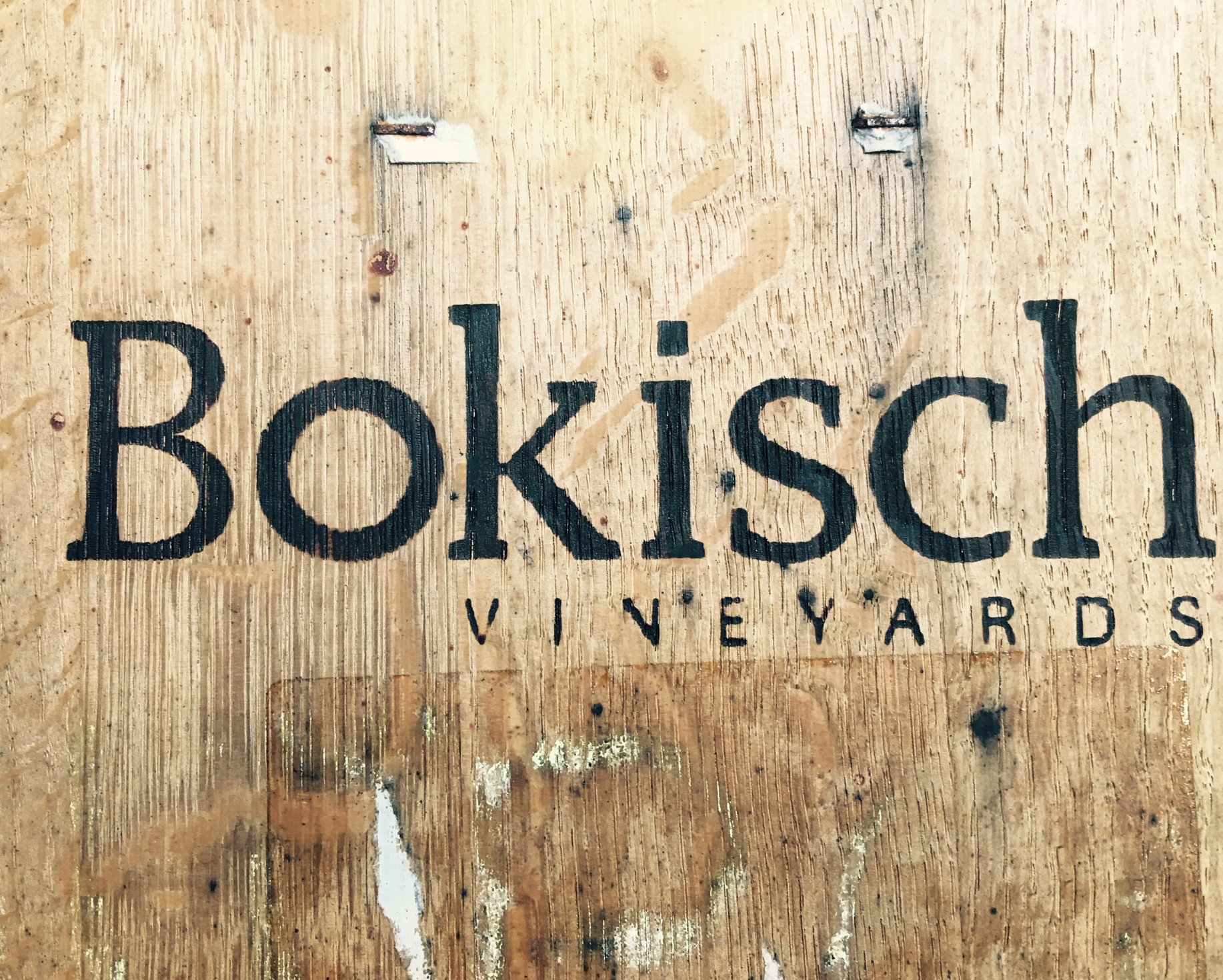Bokisch Winery 'Thanks' Event