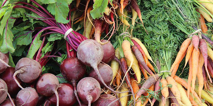 Root Vegetable Month!