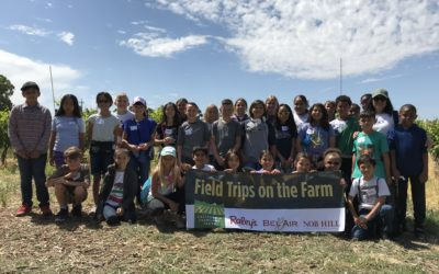 Raley's Field Trips on the Farm – Ms. Torres