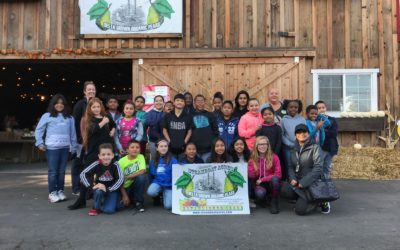 Local Students Cultivate Knowledge Down on the Farm
