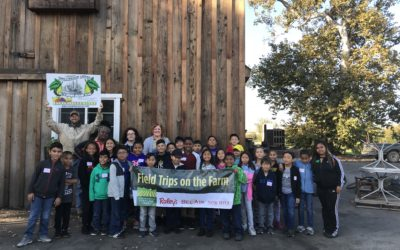 Raley's Field Trips on the Farm – Ms. Ming