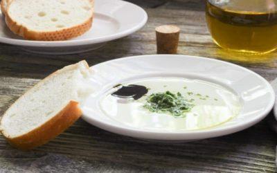Fresh Herb Olive Oil Dip