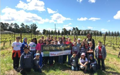 Raley's Field Trips on the Farm – Ms. Agpalo