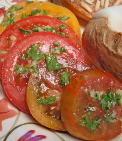 Tomatoes Lutice