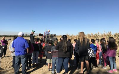 Raley's Field Trips on the Farm – Ms. Troutner