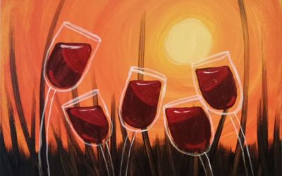 Paint, Sip and Protect Local Farmland