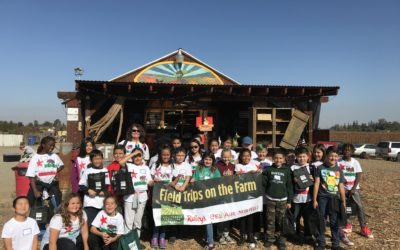 Raley's Field Trips on the Farm – Ms. Land